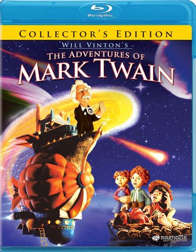 The Adventures of Mark Twain [Blu-ray] [1985] 20700296