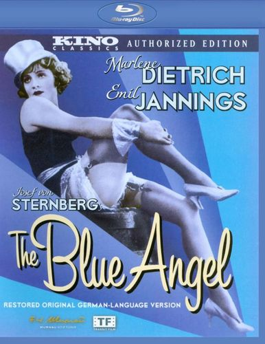 The Blue Angel [Blu-ray] [1930] 20700499