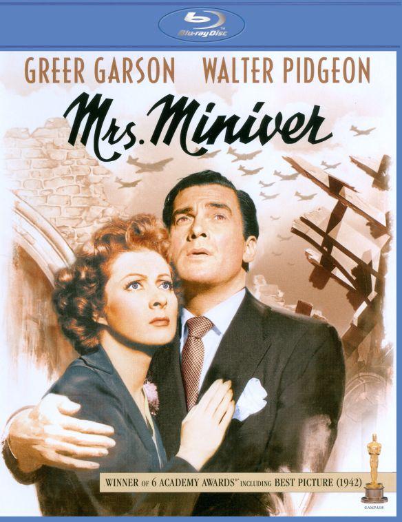 Mrs. Miniver [Blu-ray] [1942] 20700505