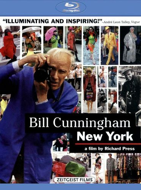 Bill Cunningham New York [Blu-ray] [2010] 20700802