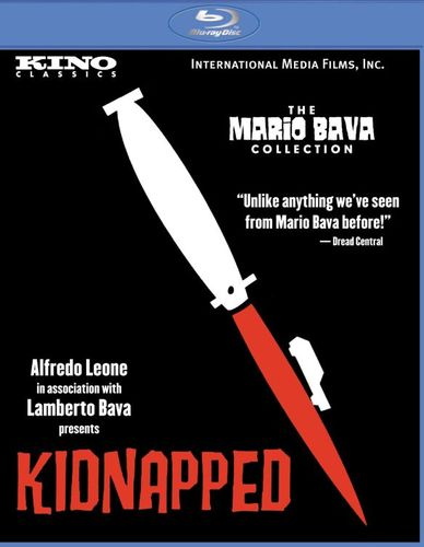 Kidnapped [Blu-ray] [1974] 20700857