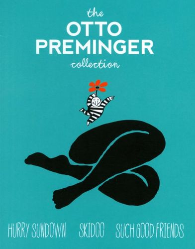 The Otto Preminger Collection [3 Discs] [Blu-ray] 20701392