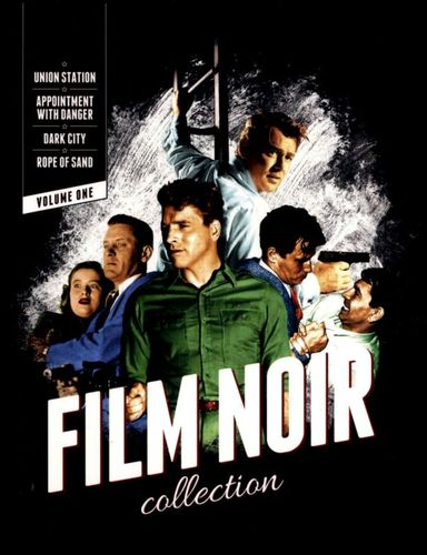 Film Noir Collection, Vol. 1 [4 Discs] [Blu-ray] 20701504