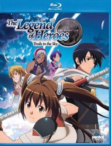 The Legend of Heroes: Trails in the Sky [Blu-ray] 20702249