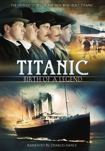 Titanic: Birth of a Legend [DVD] [2011] 20702737