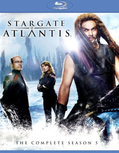 Stargate Atlantis: The Complete Season 5 [5 Discs] [Blu-ray] 20702973