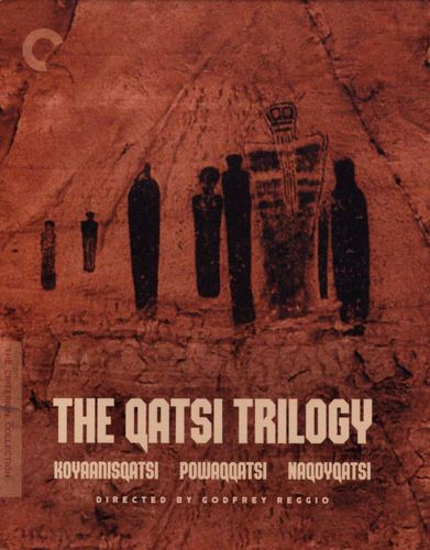 The Qatsi Trilogy [Criterion Collection] [3 Discs] [Blu-ray] 20703836