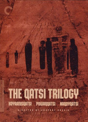The Qatsi Trilogy [Criterion Collection] [3 Discs] [DVD] 20703845