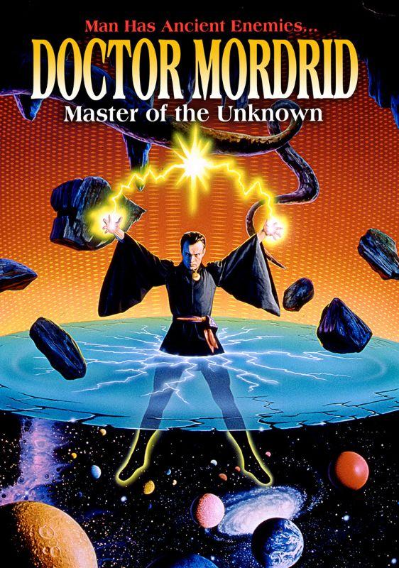 Doctor Mordrid [DVD] [1992] 20715386