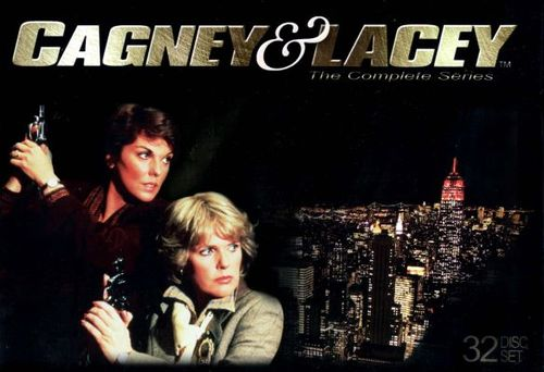 Cagney & Lacey: The Complete Series [32 Discs] [DVD]