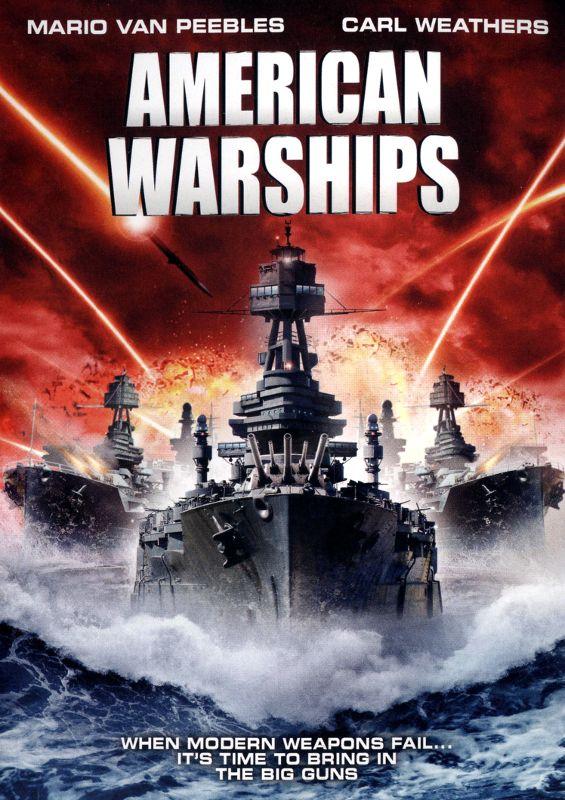 American Warships [DVD] [English] [2011] 20739164