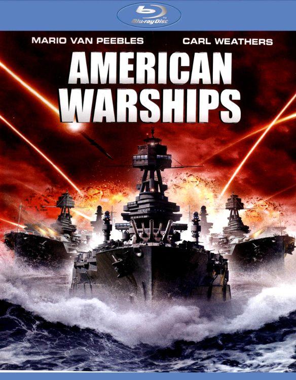 American Warships [Blu-ray] [2011] 20739173