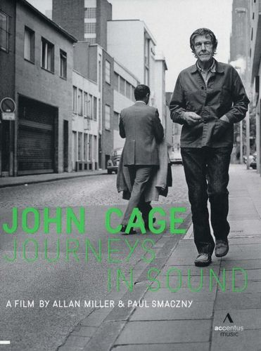 John Cage: Journeys in Sound [DVD] [2012] 20739464