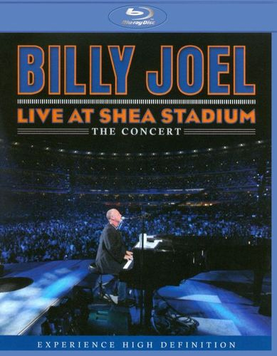 Live at Shea Stadium: The Concert [Blu-Ray] [Blu-Ray Disc] 2075143