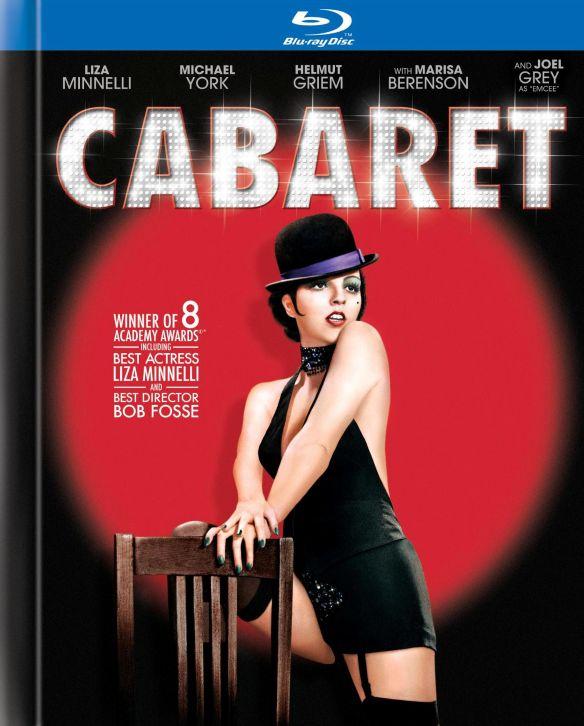 Cabaret [Blu-ray/CD] [Blu-ray] [1972] 20756728
