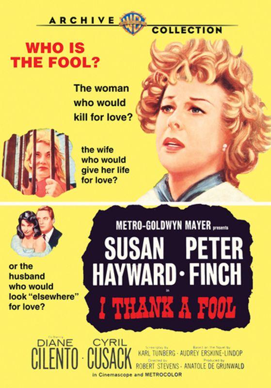 I Thank a Fool [DVD] [1962] 20756782