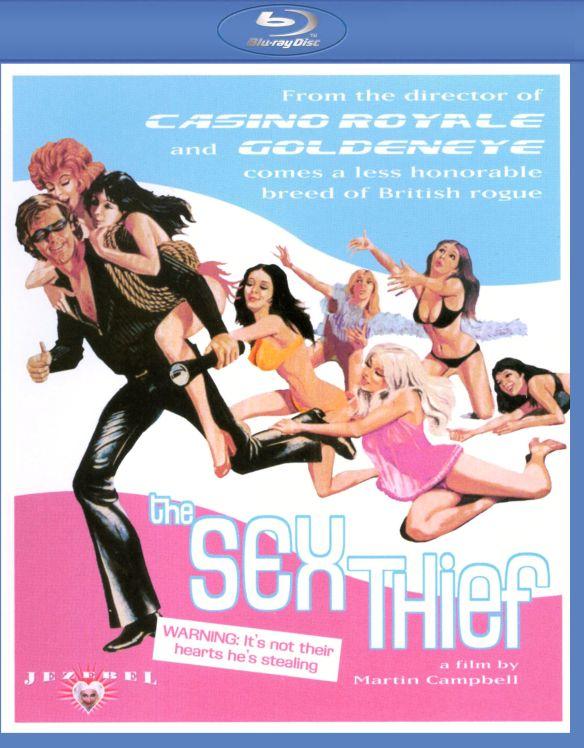 The Sex Thief [Blu-ray] [1973] 20766989