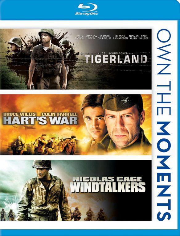 Tigerland/Hart's War/Windtalkers [Blu-ray] 20767139