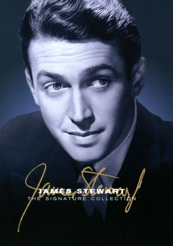 The James Stewart: Signature Collection [6 Discs] [DVD] 20768235