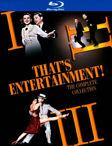 That's Entertainment!: The Complete Collection [3 Discs] [Blu-ray] 20769368