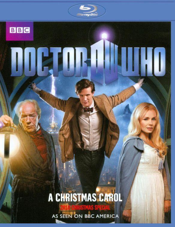 Doctor Who: A Christmas Carol [Blu-ray] 2077062