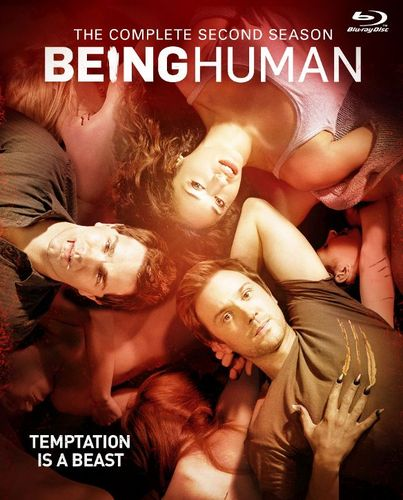 Being Human: The Complete Second Season [4 Discs] [Blu-ray] 20775735