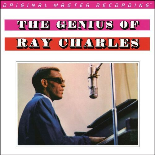 The Genius of Ray Charles [Mobile Fidelity] [Super Audio CD (SACD)] 20776707