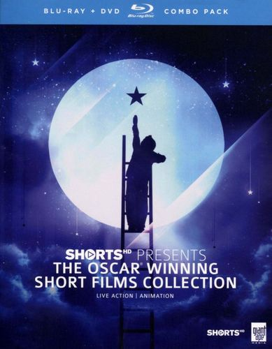 Shorts International: The Oscar Winning Short Film Collection [2 Discs] [Blu-ray/DVD] 20785944