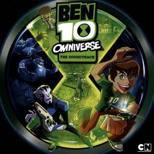 Ben 10 Omniverse [CD] 20789058