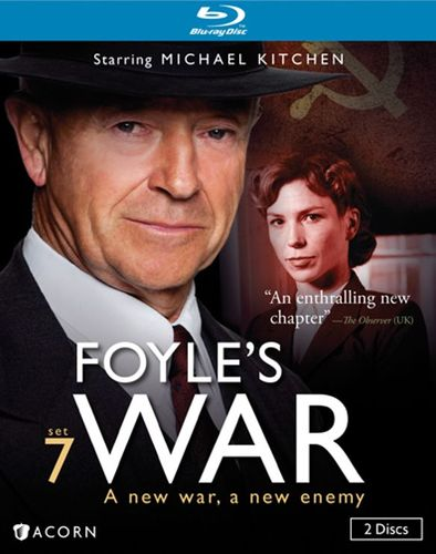 Foyle's War: Set 7 [2 Discs] [Blu-ray] 20791684