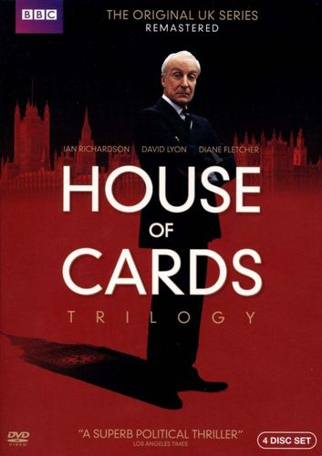 House of Cards Trilogy [3 Discs] [DVD] 20806941