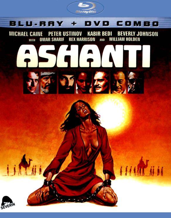 Ashanti [Blu-ray] [1979] 20810025