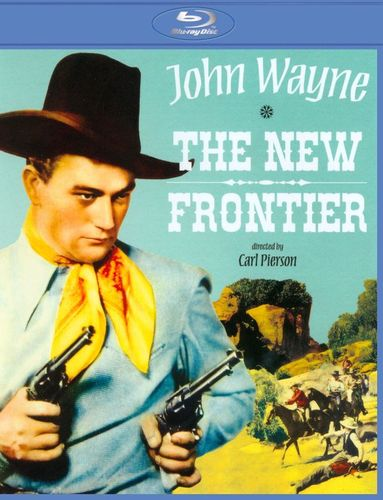 The New Frontier [Blu-ray] [1935] 20811998