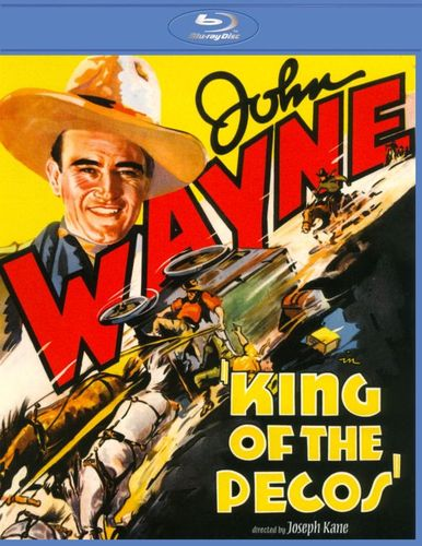 King of the Pecos [Blu-ray] [1936] 20812014