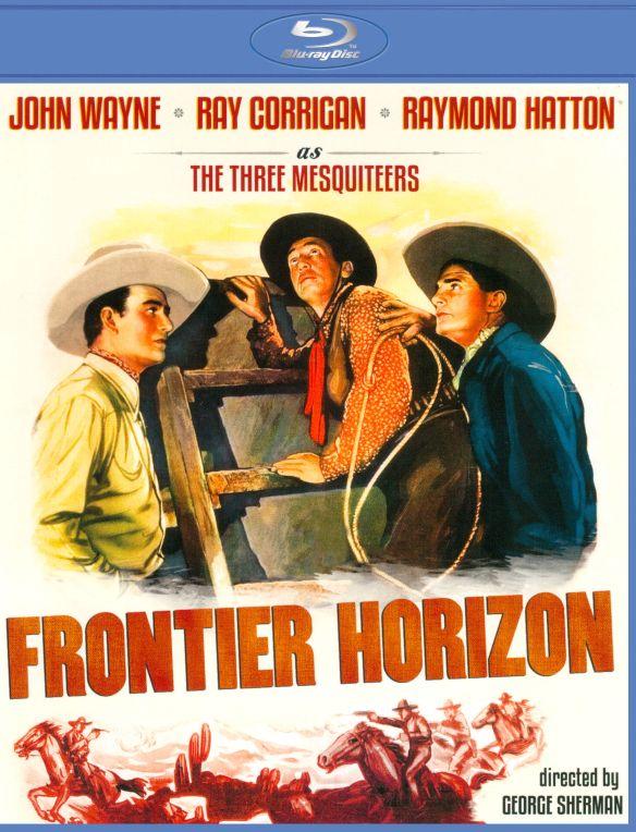 Frontier Horizon [Blu-ray] [1939] 20812032