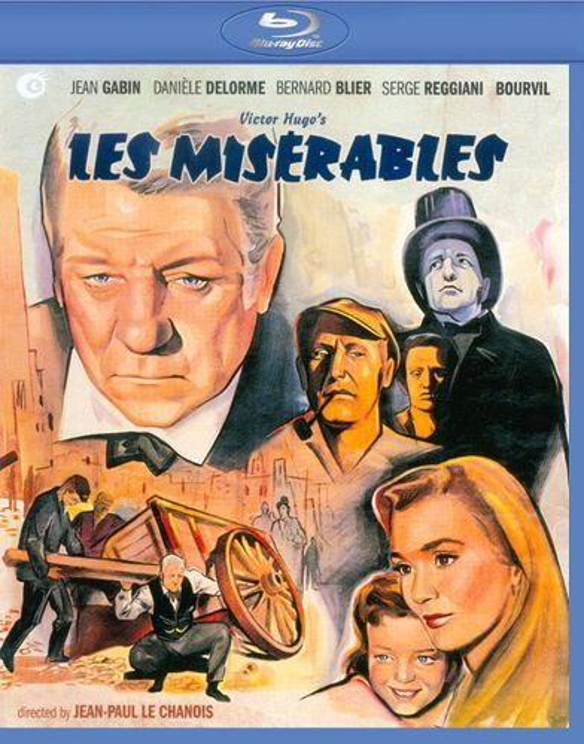 Les Miserables [Blu-ray] [1958] 20815297