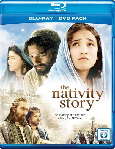 The Nativity Story [Blu-ray/DVD] [2 Discs] [2006] 20815427