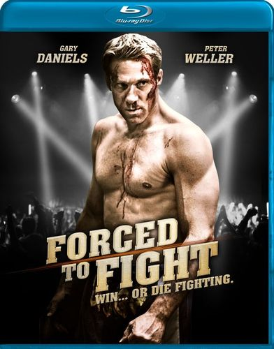 Forced to Fight [Blu-ray] [2012] 20821386