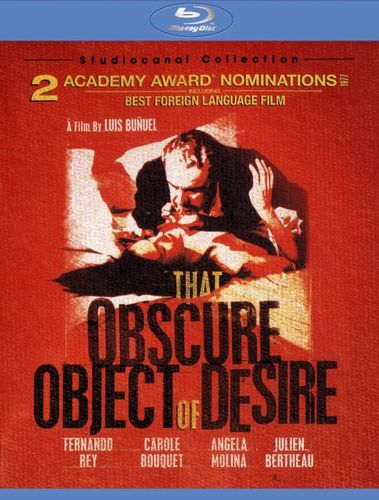 That Obscure Object of Desire [Blu-ray] [1977] 20826593