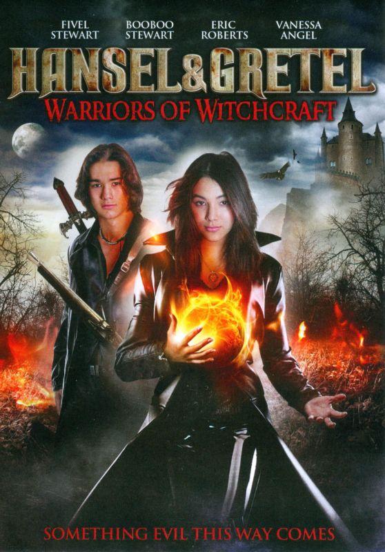 Hansel & Gretel: Warriors of Witchcraft [DVD] [2013] 20826836