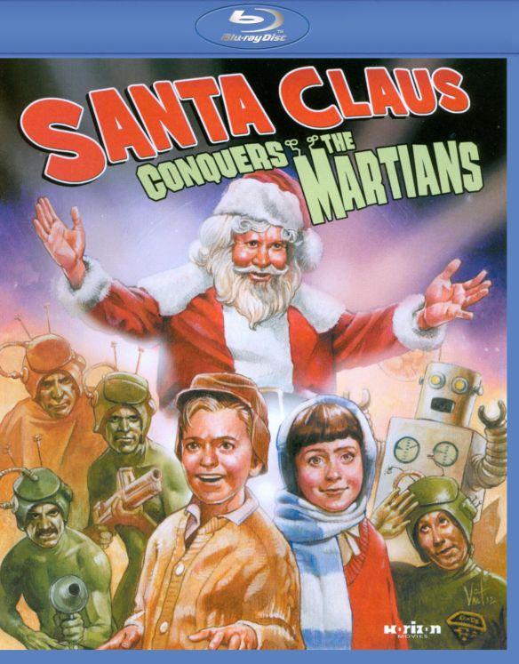 Santa Claus Conquers the Martians [Blu-ray] [1964] 20827113