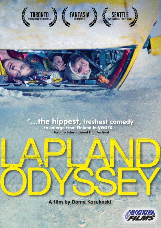 Lapland Odyssey [DVD] [2010] 20828816