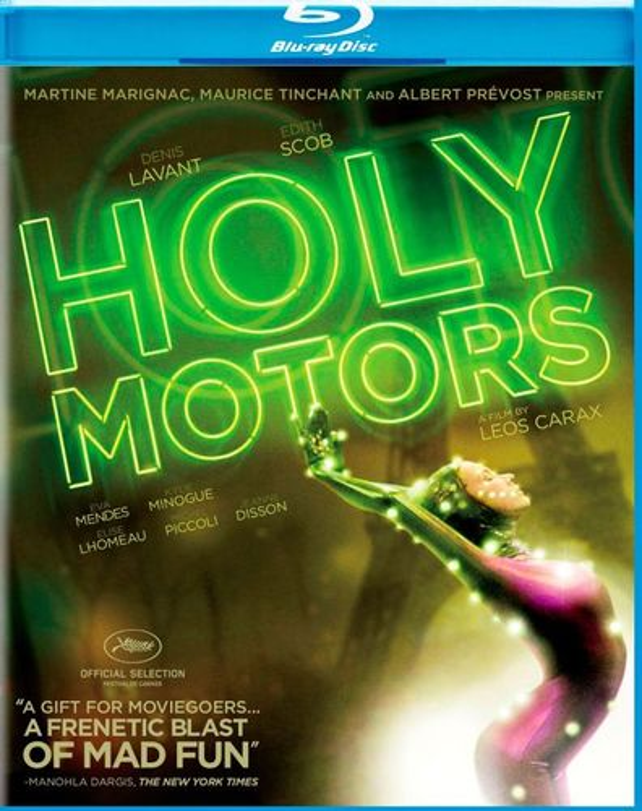 Holy Motors [Blu-ray] [2012] 20830666