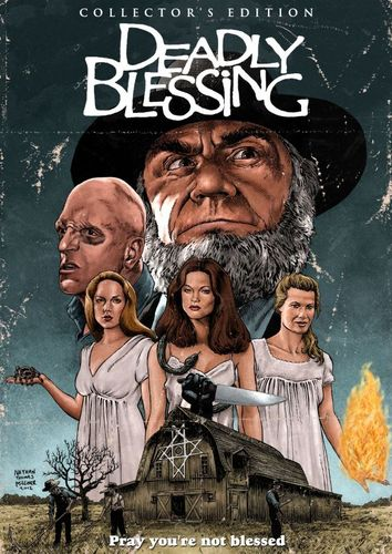 Deadly Blessing [Collector's Edition] [DVD] [1981] 20837969