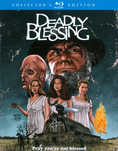 Deadly Blessing [Collector's Edition] [Blu-ray] [1981] 20837978