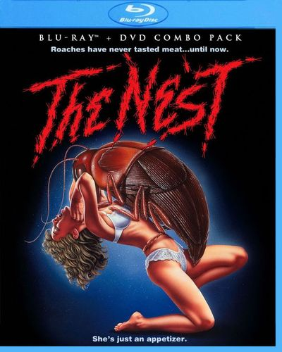 The Nest [2 Discs] [DVD/Blu-ray] [Blu-ray/DVD] [1988] 20838003
