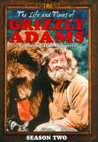 The Life and Times of Grizzly Adams: Season Two [4 Discs] [DVD] 20844359