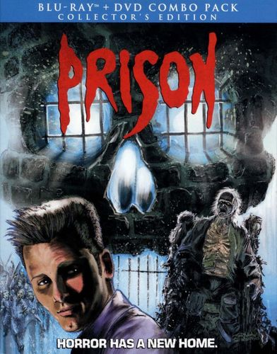 Prison [Collector's Edition] [2 Discs] [DVD/Blu-ray] [Blu-ray/DVD] [1988] 20845515