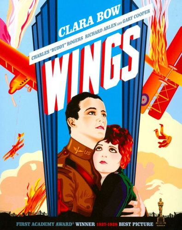 Wings [Blu-ray] [1927] 20850077