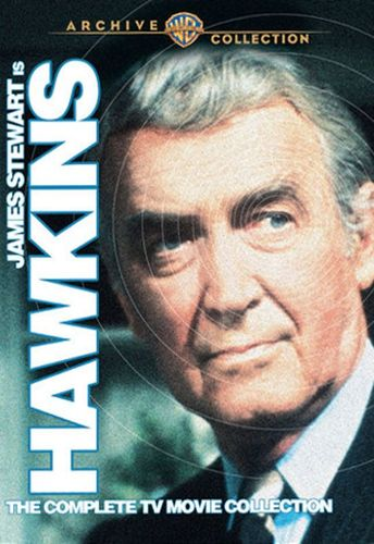 Hawkins: The Complete TV Movie Collection [3 Discs] [DVD] 20853269